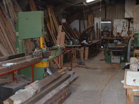 photo of workshop